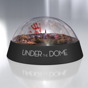 Order Under The Dome season 1 on Blu-Ray.