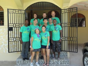 Host Troy Heinritz with IIT Haiti Computer School team in Les Cayes, Haiti! Visit the IIT Haiti Facebook page to support the efforts!
