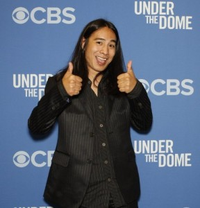 John Elvis CBS' Under The Dome